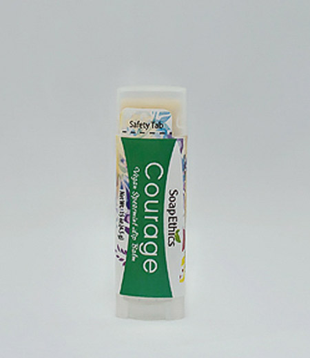 Courage Spearmint Lip Balm